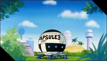 La capsule corp.