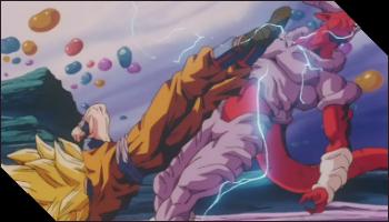 Goku et Janemba