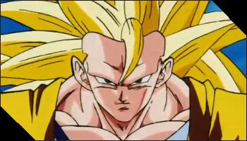 Goku en super saiyen 3