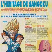 Un dossier sur Dragon Ball