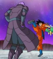 Hit et Goku