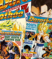 Dorothée Magazine et Dragon Ball